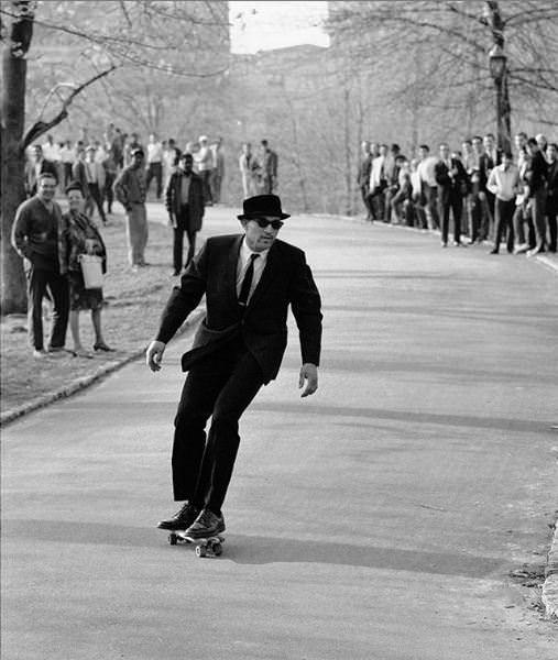1960 - е , Нью - Йорк