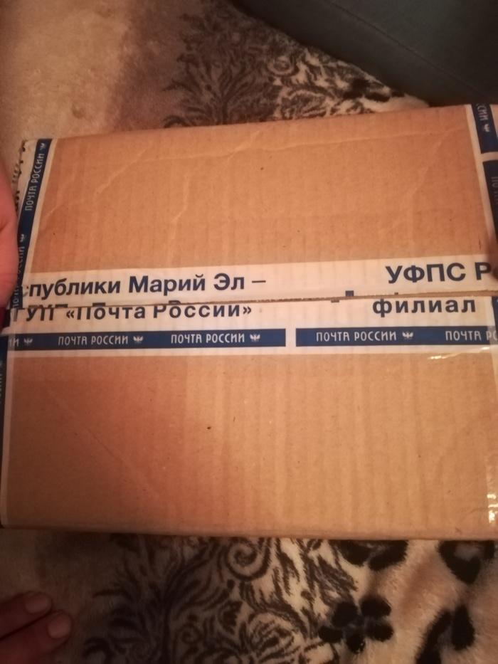 Дед мороз из Марий-Эл в Москву приехал... Обмен подарками, Новый Год, Длиннопост, Отчет по обмену подарками