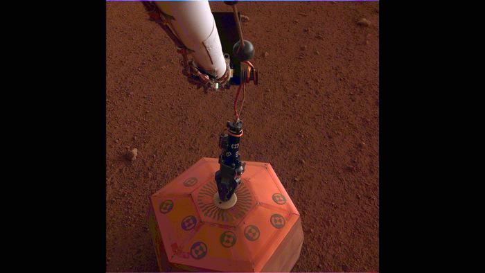 Биение сердца Красной планеты или стетоскоп Mars InSight. Сейсмограф, Mars InSight, Марс, Длиннопост