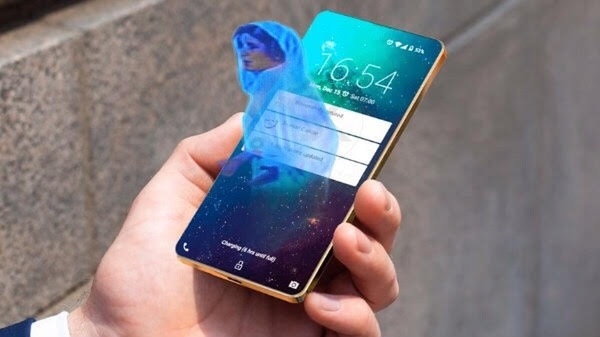 Samsung научилась воспроизводить голограммы как в «Звёздных войнах» Новые технологии, Технологии будущего, Мобильные телефоны, Samsung, Голограмма