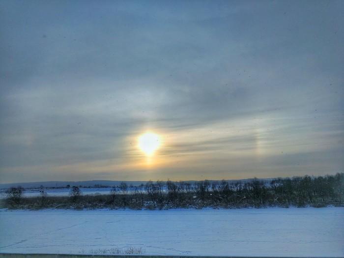 Зимняя походушка Дзержинск, Мобильная фотография, Huawei mate 9, Видео, Youtube, Длиннопост