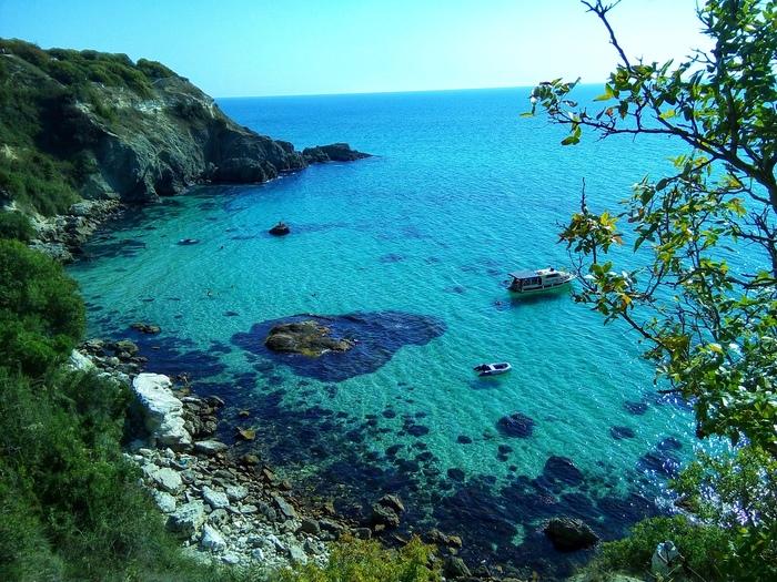 Морской пейзаж Начинающий фотограф, Море, Пляж, Хочу критики, Рай, Севастополь