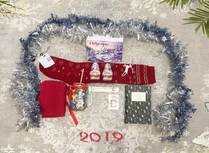 Знаменск - Балашиха Отчет по обмену подарками, Обмен подарками, Тайный Санта, Новый Год, Длиннопост, Дед Мороз