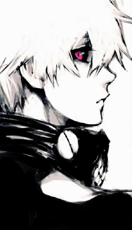 Kaneki Anime Art, Аниме, Kaneki Ken, Tokyo ghoul, Длиннопост