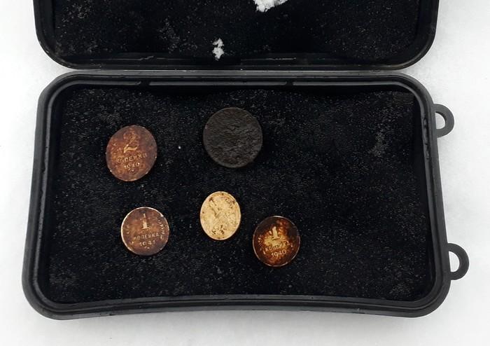Мой последний поход за монетами . Монета, Находка, Кладоискатель, Длиннопост