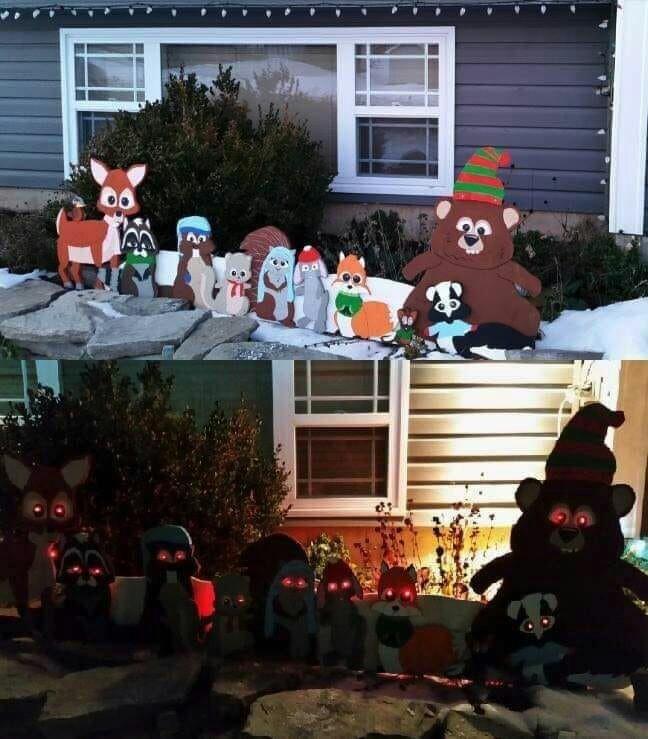Две стороны одной медали Рождество, Украшение, Reddit, South Park, Рождество у лесных тварей, Во славу Сатане