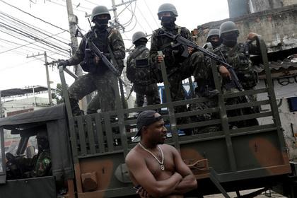 В Бразилии решили отстреливать преступников на улицах Бразилия, Преступность, Отстрел