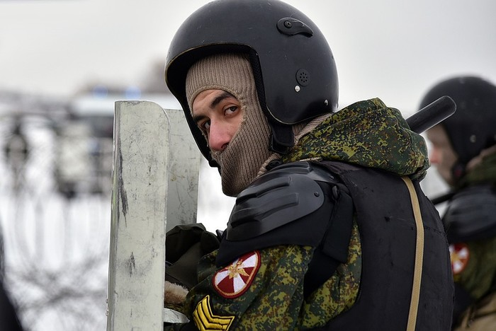 Росгвардия объявила о ликвидации 47 боевиков на Северном Кавказе в 2018 году Россия, Сирия, ИГИЛ, Росгвардия, Северный Кавказ