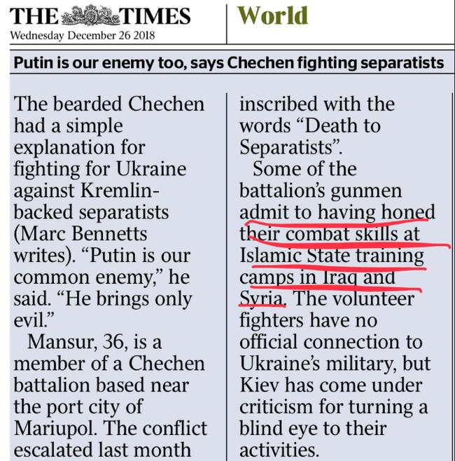 Побратимы. Украина, Политика, Террористы, The Times, Скриншот, Западные СМИ, Донбасс, Война