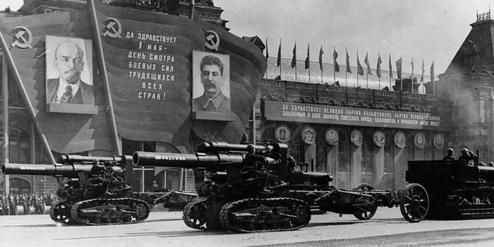 Парад для ЦРУ, или Большой бомбардировочный блеф СССР Длиннопост, История, Холодная война, СССР, США