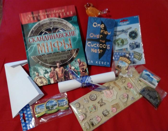 Из Пензы в Екатеринбург Отчет по обмену подарками, Обмен подарками, Пенза, Тайный Санта, Екатеринбург, Длиннопост