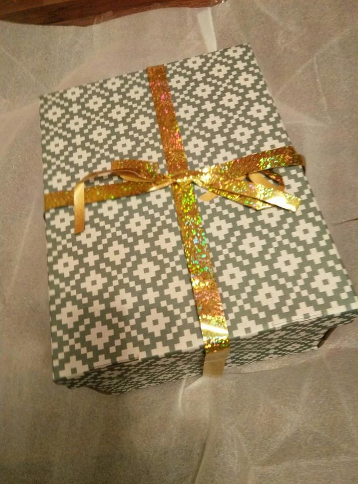 АДМ Москва-Краснодар Тайный Санта, Длиннопост, Обмен подарками, Отчет по обмену подарками
