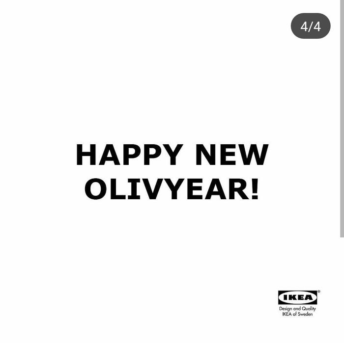 Оливье по икеевски ИКЕА, Instagram, Росс, Новый Год, Оливье