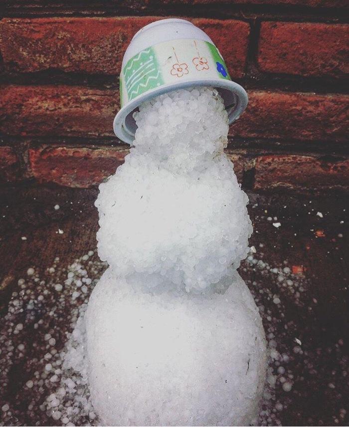 Ледовик Зима, Снеговик, Ледовик, Град, Новый год, Эквадор, Русские в Эквадоре