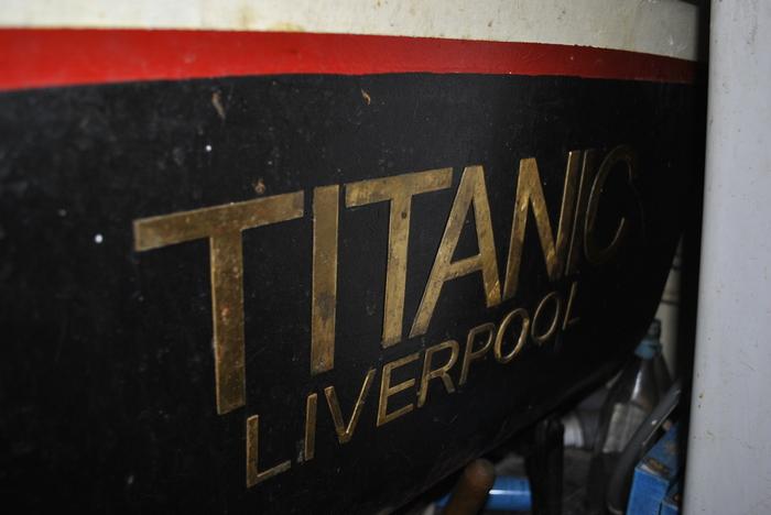 Титаник - роскошный лайнер (своими руками). Титаник, Ванна, Корабль, Очумелые ручки, Красота