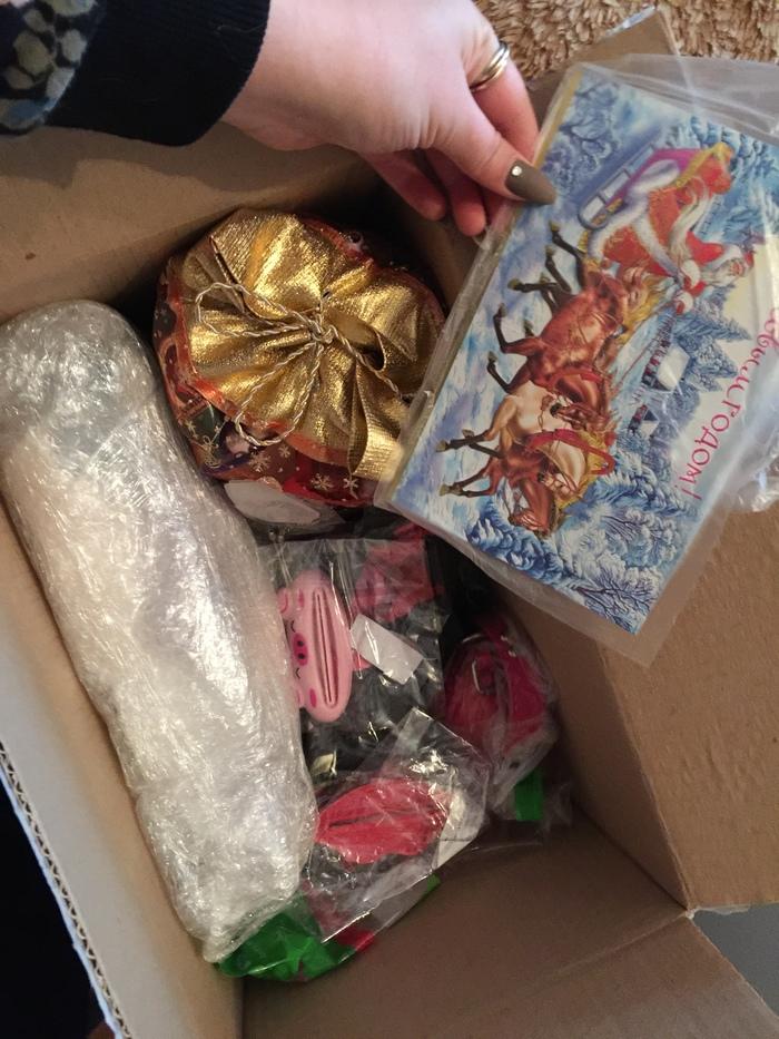 АДМ из Рязани в Тулу.Подарок для Молли Тайный Санта, Отчет по обмену подарками, Обмен подарками, Новогодний обмен подарками, Шелти, Длиннопост