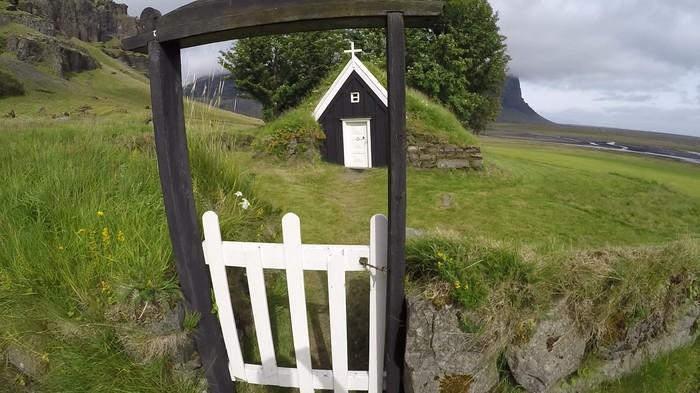 Старинная церковь в Исландии.Построена 1789 году.Заброшенная Заброшенное место, Фотография, Находка, Жизнь, Исландия, Природа, Красота, Церковь, Длиннопост