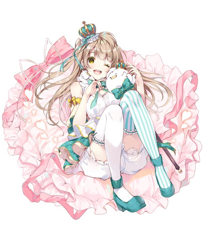 Minami Kotori Minami kotori, Anime Art, Love live! School Idol Project