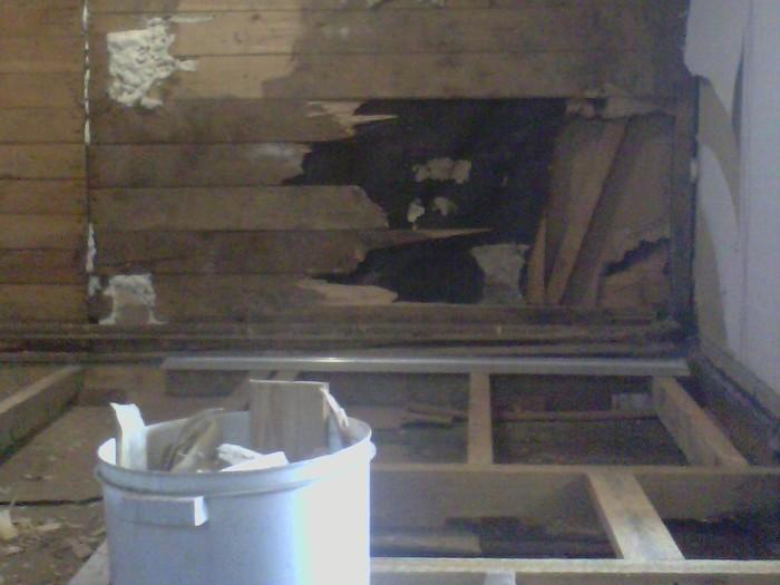 Спасибо мужу за ремонт Ремонт, Фото на тапок, Барак, Длиннопост
