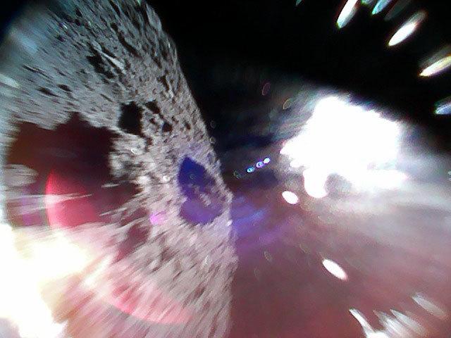 Самые интересные астрономические открытия, события и фотографии 2018 года [Часть 1] Космос, Новый год, Новости, Солнце, Млечный путь, Астероид, Длиннопост
