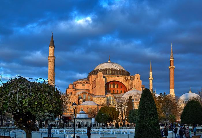Путешествие в Стамбул в декабре. Турция, Стамбул, Декабрь, Длиннопост