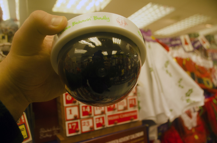 Санта наблюдает! Камера наблюдения, Детские игрушки, Тайный Санта, Дети, Психика, Ирландия, Иммитация, Длиннопост
