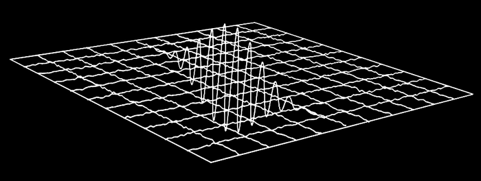 """Так ли """"пуст"""" вакуум как нам кажется? Физика, Вакуум, Квантовая механика, Наука, Принцип неопределённости, Гифка, Длиннопост"""