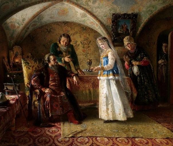С таким православием и шариат не нужен РПЦ, Православие, Замужество, Домострой, Длиннопост