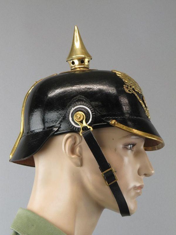 Зачем немецкому шлему рожки? Длиннопост, Германия, Каска, История