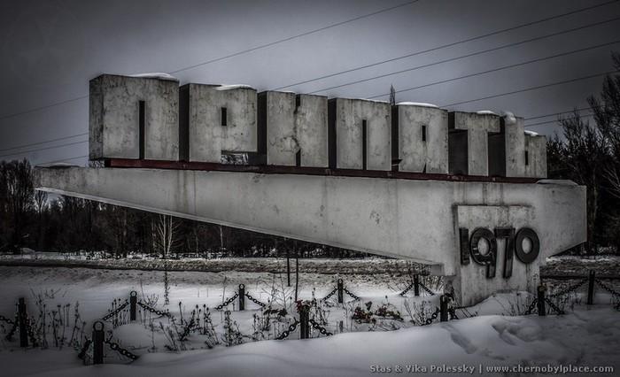 Припять 2019 зима Припять 2019, Чернобыль 2019, Зона очтуждения, Длиннопост