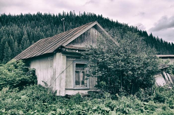 Заброшенный быт опустевших домов Урбанфакт, Урбанфото, Заброшенный дом, Забытое, Сарана, Свердловская область, Длиннопост