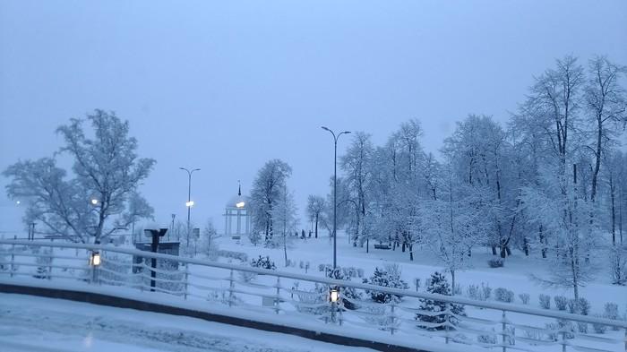 Ииии... зима!! Карелия, Петрозаводск, Погода, Снег, Зима, Новый Год