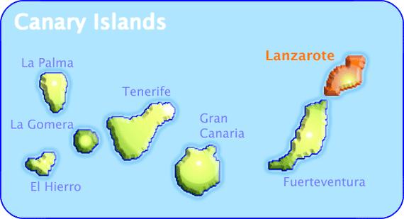 Канарские острова. Лансароте: вулканические пейзажи и уют для интровертов. Канарские острова, Лансароте, Вулкан, Пустынно, Длиннопост