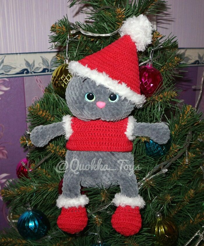 Плюшки декабря Вязание, Вязание крючком, Мягкая игрушка, Авторская игрушка, Амигуруми, Плюшевые игрушки, Длиннопост