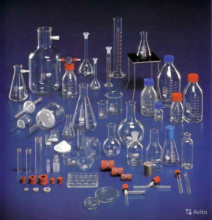 Лабораторное стекло. Часть 1. Химия, Оборудование, Стекло, Колба, Пробирка, Синтез, Длиннопост