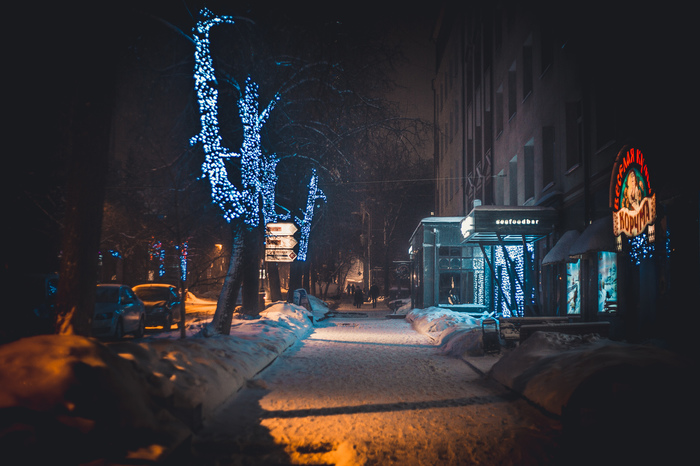 Нижний Новгород Нижний новгород, Фотография, Новый год, Длиннопост