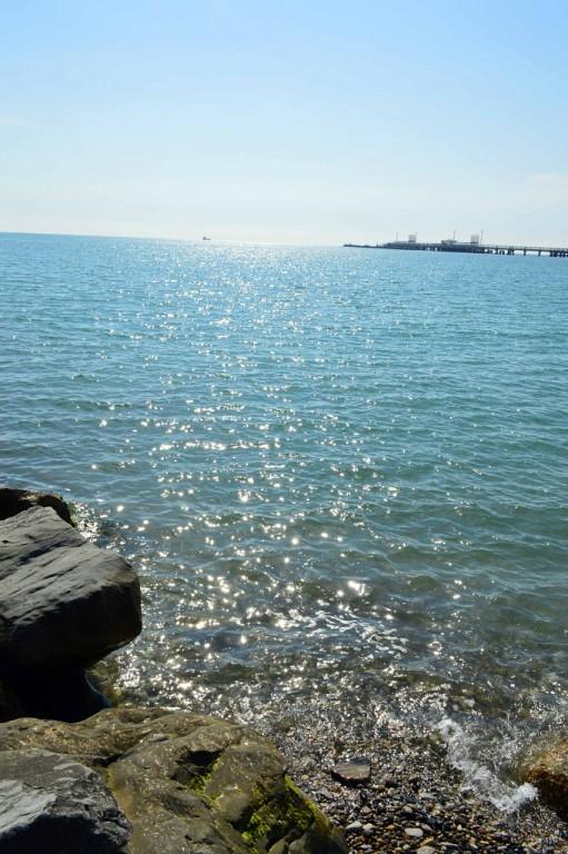 Черное море - одно из самых красивейших и богатейших морей нашей планеты... Черное море, Туапсе, Море, Вода, Природа, Красота, Фотография, Длиннопост
