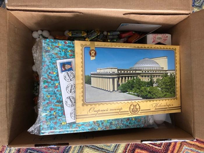 АДМ из Новосибирска или чудеса случаются Тайный Санта, Новогодний обмен от Миррочки, Отчет по обмену подарками, Длиннопост, Обмен подарками