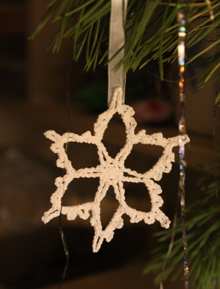 Мои новогодние украшения Рукоделие без процесса, Фетр, Вязание крючком, Подготовка к Новому году, Длиннопост
