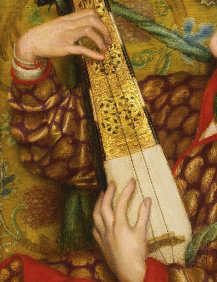 Женские руки на картинах прерафаэлитов Живопись, Руки, Прерафаэлиты, Длиннопост