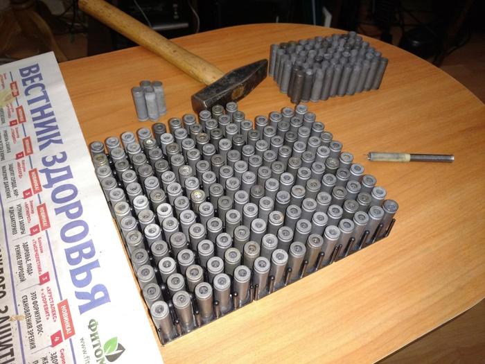 Самостоятельное снаряжение патронов 366ТКМ. Релоадинг, 366ткм, 366 калибр, Длиннопост, Гифка, Видео