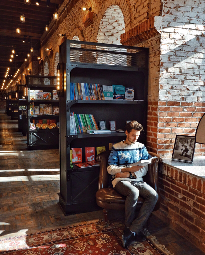 Книжный в Баку Азербайджан, Баку, Книги, Книжный магазин, Instagram, Длиннопост