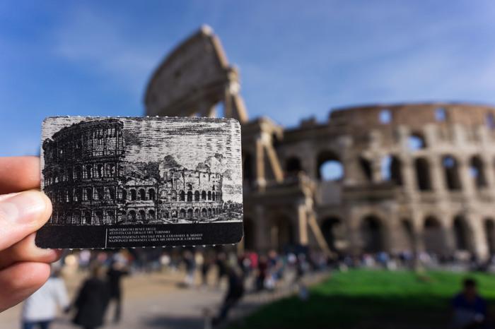 Рим Фотография, Рим, Ватикан, Колизей, Побег, Длиннопост