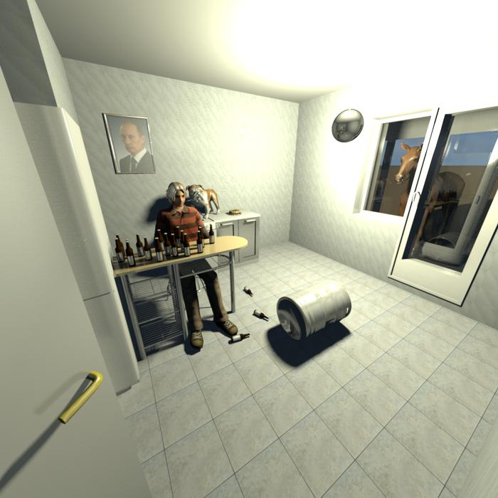 Планирование квартиры 3D, Переезд