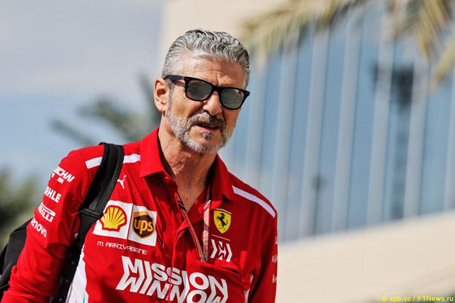 Официально: Маурицио Арривабене ушел из Ferrari Формула 1, Гонки, Авто, Автоспорт, Отставка, Руководитель, Ferrari, Новости