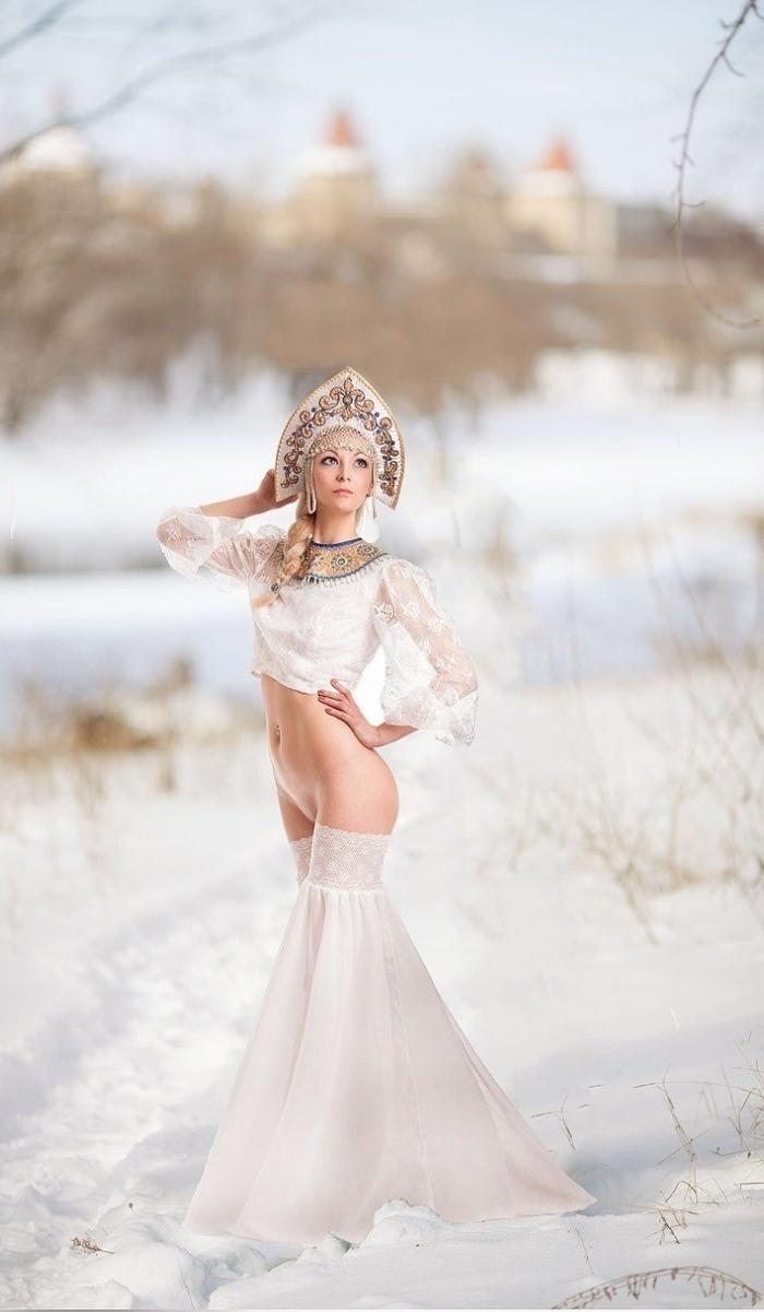Зимушка