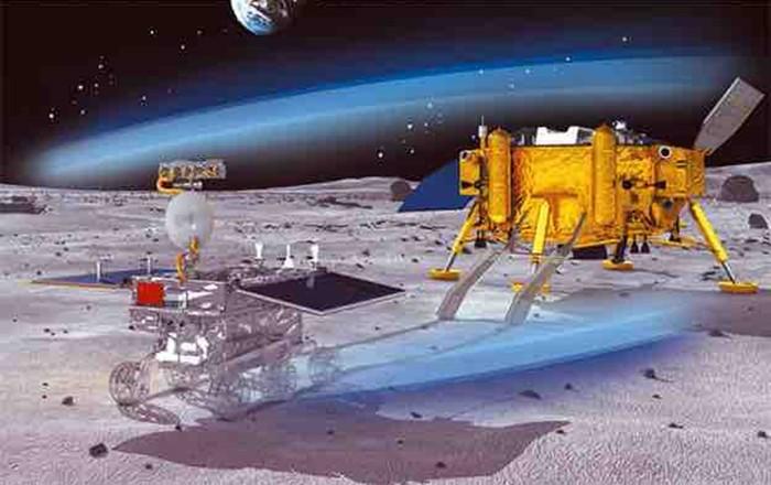 china lands on the moon historic robotic lunar landing - 980×551