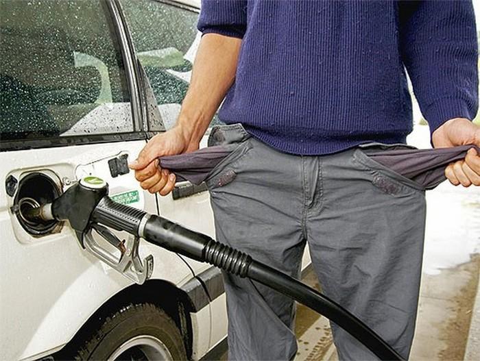 А давайте повысим цены на бензин.. И повысили Бензин, Высокие цены