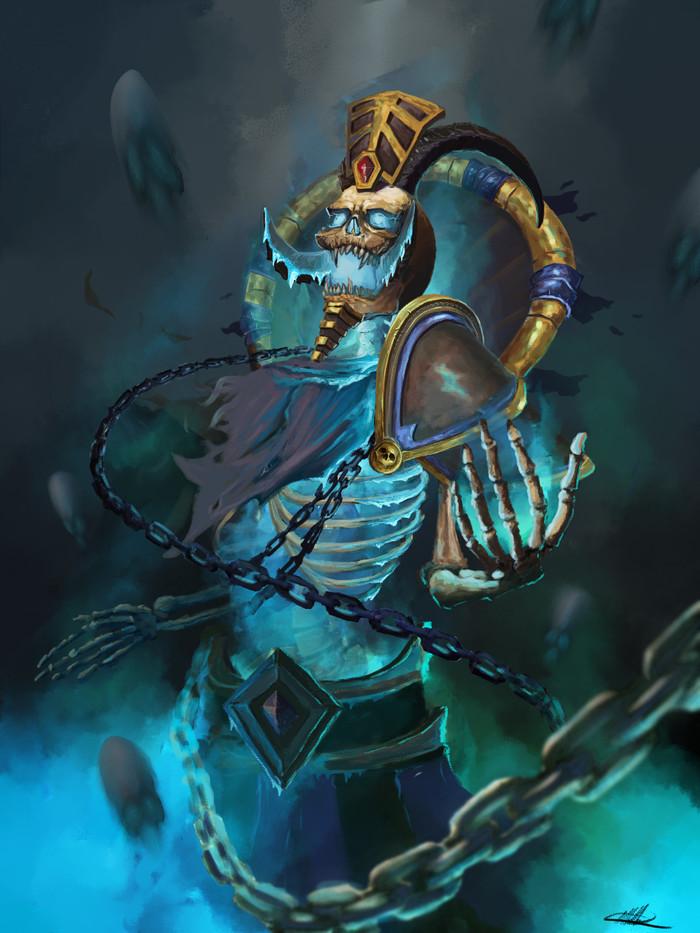 Кел'Тузад. World of Warcraft, Келтузад, Арт