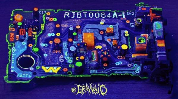 Пассивный генератор атмосферы «неоновых 80'х» Blacklight, Ультрафиолет, Acidcolors, Микросхема, Детство 80-х, Флуоресценция, Гифка, Длиннопост